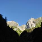 Eine Schatzkammer für Kletterer in den Lechtaler Alpen