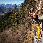 Klettern - ein Sport für Frauen