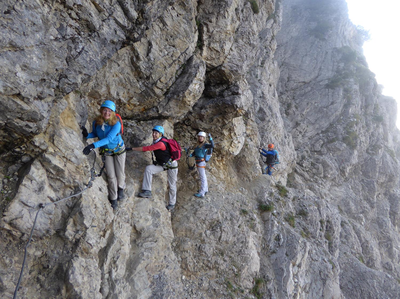 Klettersteig Oberjoch : Klettersteig ausrüstung grundlagen abenteuer sport und outdoor